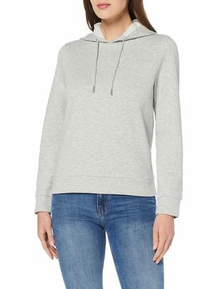 Meraki Amazon Brand Women's Cotton Blend Hoodie Sweatshirt