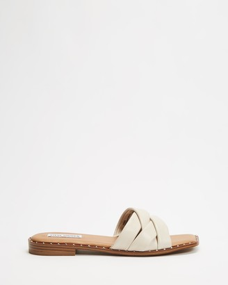 Steve Madden Women's Neutrals Strappy sandals - Terron - Size 7 at The Iconic