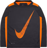 Nike Dri-FIT Long-Sleeve Tee - Preschool Boys 4-7