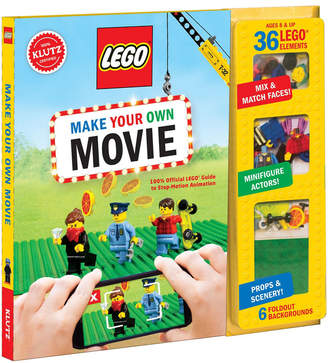 Your Own Lego Make Movie