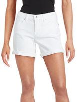 Lucky Brand Cuffed Jean Shorts