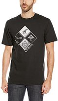 Lrg Men's Research Collection Clustered Front T-Shirt