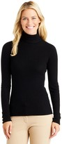 J.Mclaughlin Arlette Ribbed Turtleneck