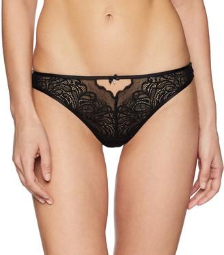 B.Tempt'd b.temptd by Wacoal Women's Undisclosed Thong Panty