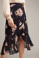 Witchery Long Ruffle Skirt