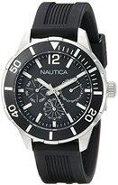Nautica Women's N14654M Stainless Steel Watch