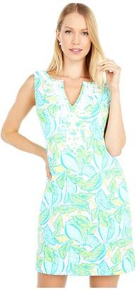 Lilly Pulitzer Harper Shift (Multi Coral Bay) Women's Dress