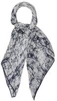 Bottega Veneta Abstract Printed Scarf