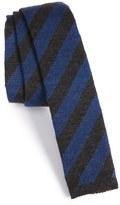 BOSS Stripe Wool Tie