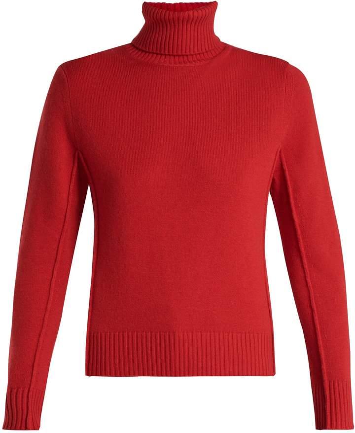 Chloé Cashmere roll-neck sweater