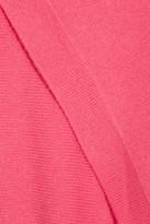 Tomas Maier Draped cashmere cardigan