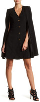 Lumier Just As You Are Cape Dress