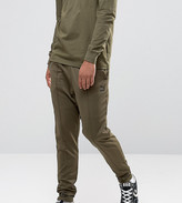 Puma Skinny Track Joggers In Green Exclusive To Asos
