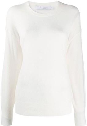 IRO Dropped-Shoulder Sweater