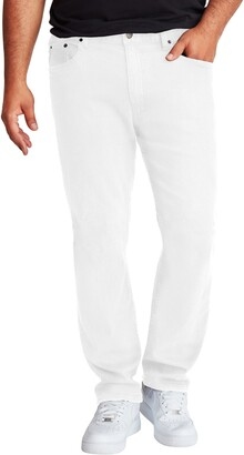 MVP Collections Straight Fit Stretch Jeans
