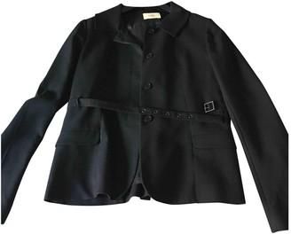 BA&SH Black Wool Jackets