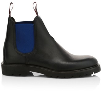 Paul Smith Rifkin Leather Chelsea Boots