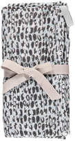 Moumout Cotton Muslin Polka Dot Swaddle 70x70cm
