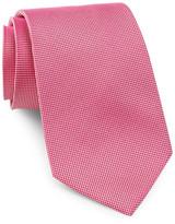 Calvin Klein Silk Crystalline Solid Tie