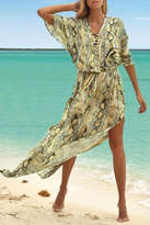 Melissa Odabash Karly Long Kaftan
