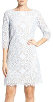 Eliza J Women's Lace A-Line Dress
