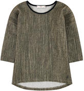 Supertrash Shiny tweed T-shirt