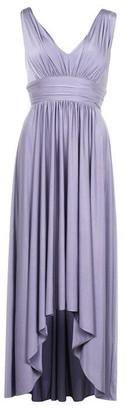 Biba Dip Hem Maxi Dress Womens