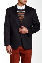 Tommy Hilfiger Ethan Two Button Notch Lapel Cashmere Sportcoat
