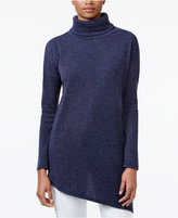 Rachel Roy Asymmetrical Turtleneck Tunic