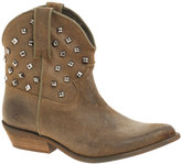 Luke Studded Low Cowboy Boots