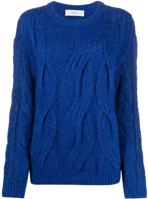 Pringle Cable Stitch Jumper