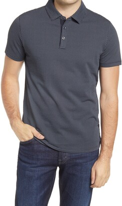 Robert Barakett Leemington Short Sleeve Polo Shirt