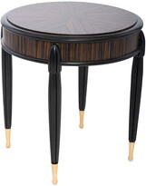 Badgley Mischka Home Marmont Side Table