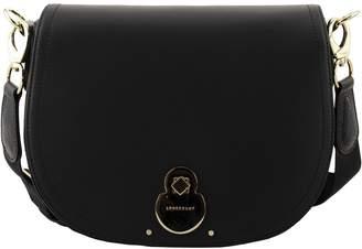 Longchamp Cavalcade Crossbody Bag Black