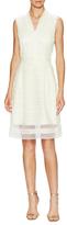 T Tahari Sully Stripe Dress