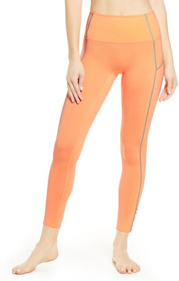 Free People You're A Peach Leggings