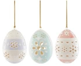 Lenox Ornaments, Set of 3