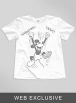Junk Food Clothing Kids Boys Mickey Tee-elecw-l