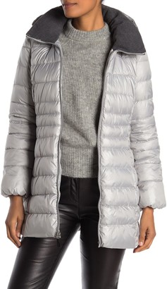 Andrew Marc Windsor Quilted Puff Parka