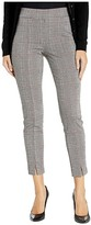 NYDJ Basic Leggings with Front Slit in Winchester Plaid (Winchester Plaid) Women's Jeans