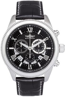 Balmer Men's Leather Watch