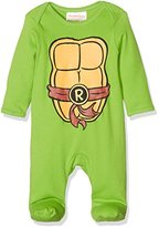 Mothercare Boy's Teege Mutant Ninja Turtles Onesie,0-3 Months (Manufacturer Size:56)