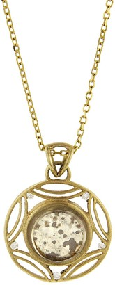 Darsana Ginny Yellow Gold Necklace