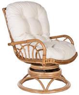 Acacia Home and Garden Tiki Rocking Chair (Set of 2)