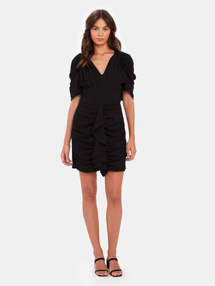 C/Meo Soaked Short Sleeve Mini Dress