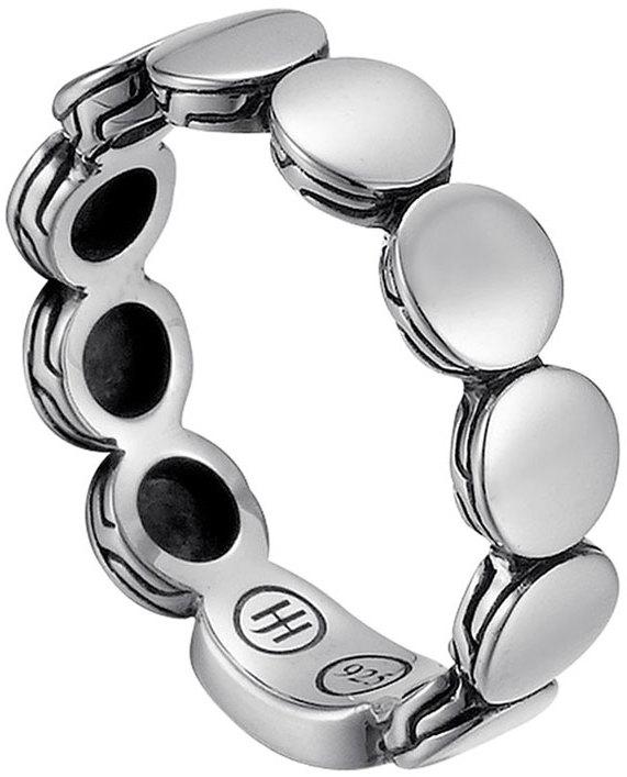 John Hardy Dot Silver Band Ring, 5mm