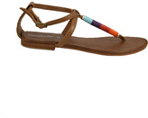 Cocobelle Mozambique Sandal in Brown