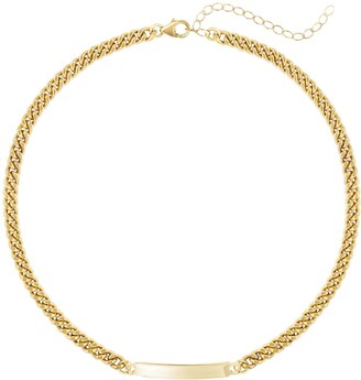 Electric Picks Electirc Picks Jewelry Mini Tag Necklace