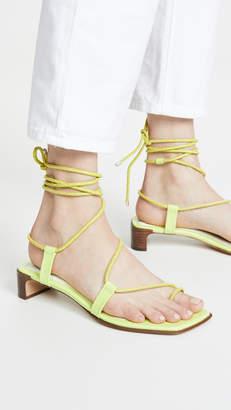 Rag & Bone Cindy Tie Sandals