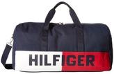 Tommy Hilfiger Tommy Flag Canvas Duffel Duffel Bags